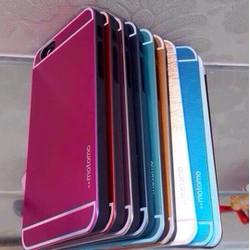 Ốp lưng iPhone 5-5s-se hiệu Motomo Metal