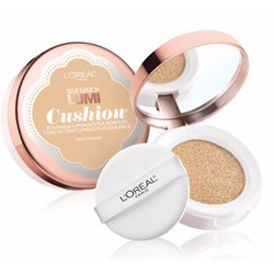 Phấn nước, Kem nền LOreal True Match Lumi Cushion Foundation 14.6gr