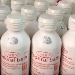 Sữa non cô đặc kích trắng da Federal Bath- Pháp