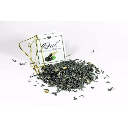 Trà Xanh Quế Hương Mai Cafe Green Cinnamon Tea Gift Box 100g