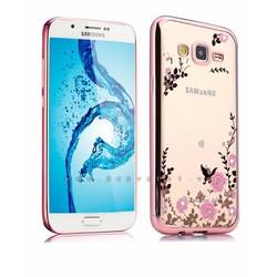 Ốp dẻo hình hoa Samsung Galaxy J5 2016