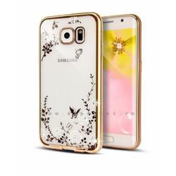 Ốp lưng hình hoa Samsung Galaxy A7 2016