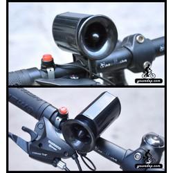 Còi điện xe đạp 6 âm thanh khác nhau - YXD-4008