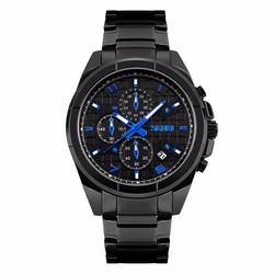 Đồng hồ nam dây inox cao cấp SKMEI mã DHSK9109B
