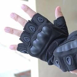 Găng tay Oakley Da lộn hở ngón