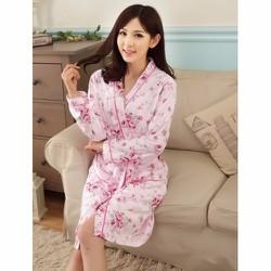 Áo choàng váy ngủ TK580 mẫu 3