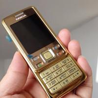 Điện thoại Nokia 6300 màu gold, vàng chính hãng