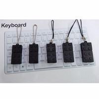 Móc Khóa USB 4Gb Chống Sốc- Hình Domino
