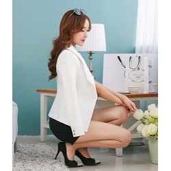 Áo vest nữ viền ren thời trang LL00914