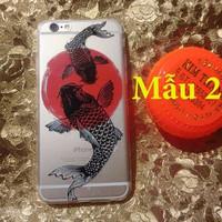 Ốp iPhone 6 và 6s cá chép đôi