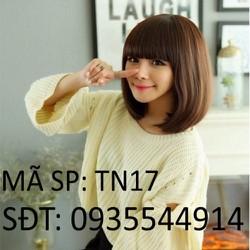 Tóc giả nữ xinh yêu Hàn Quốc TN17