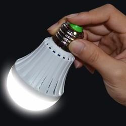 Đèn LED cảm ứng cầm tay 7W giá rẻ