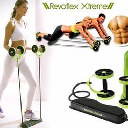 máy tập cơ bụng đa năng Revoflex Xtreme