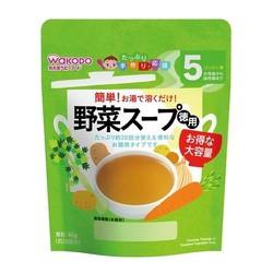 Bột soup rau củ Wakodo 5T – Hàng Nhật nội địa
