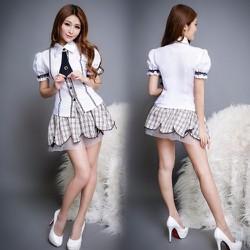 Đồ ngủ cosplay nữ sinh TK592