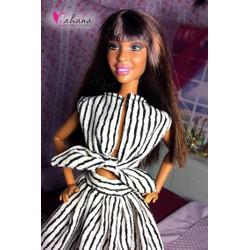Thanh lý Búp bê barbie chính hãng - Full khớp