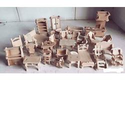 Bộ ghép hình gỗ an toàn thông minh 184 chi tiết cho bé