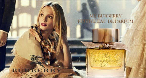 Nước hoa nữ mini BURBERRY My Burberry Festive Edition EDP 5ml 3