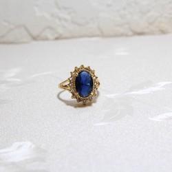 nhẫn mạ vàng đính đá