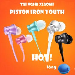 [CHÍNH HÃNG] Tai nghe Xiaomi Piston Iron Youth- SANG TRỌNG, GIÁ RẺ