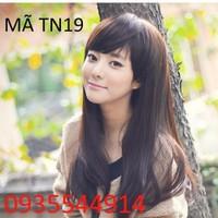 Tóc giả nữ Hàn Quốc TN19