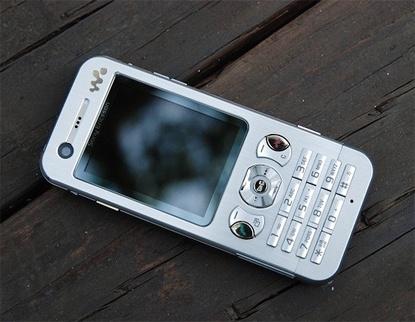 Sony Ericsson W890i 3