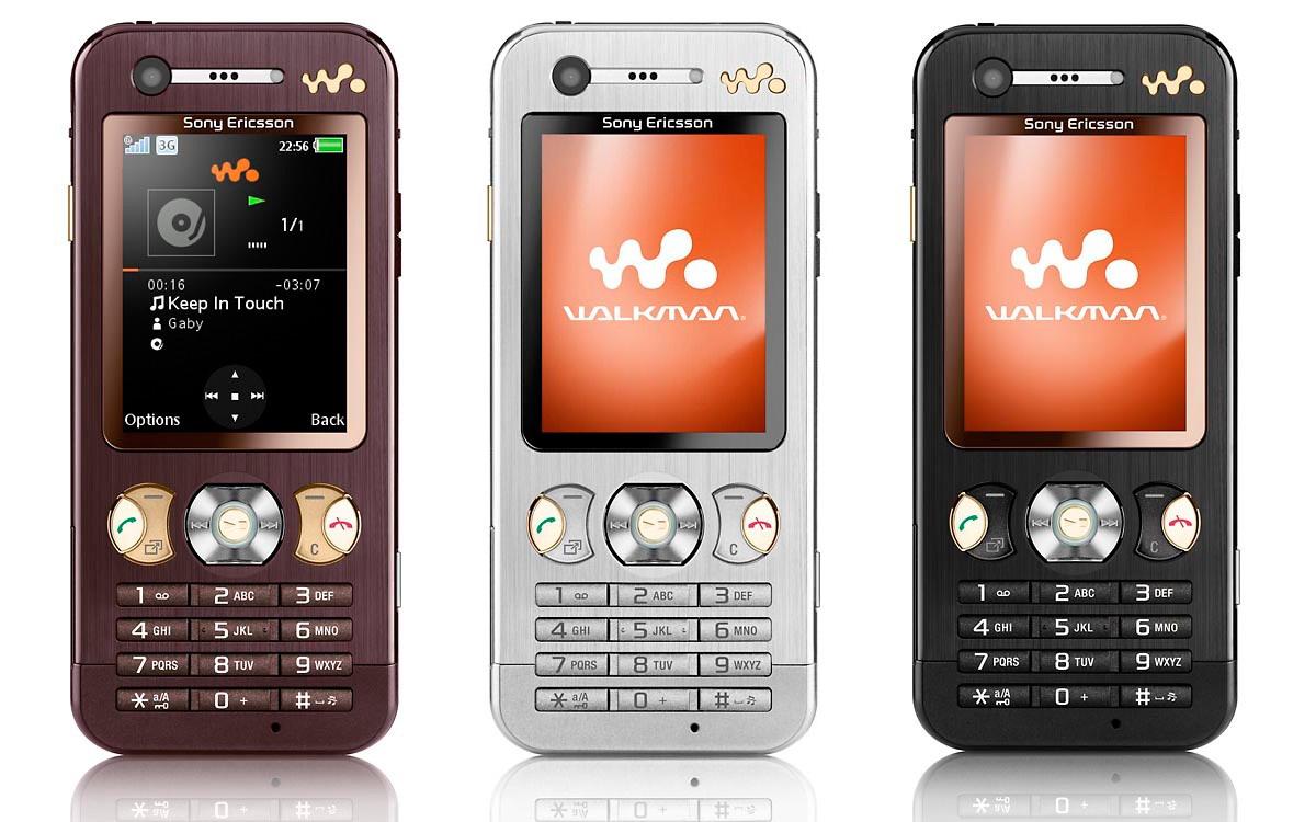 Sony Ericsson W890i 5