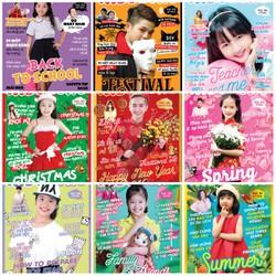 Bộ 9 cuốn Kidszone - Thế giới trẻ em