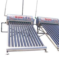 Máy nước nóng năng lượng mặt trời SUNLIFE 150 lít