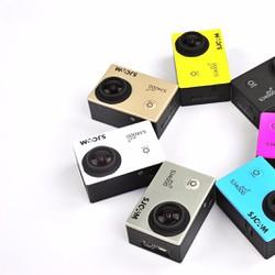 Sjcam SJ4000+ WiFi Full HD Action Camera quay video 2K chụp ảnh 12MP