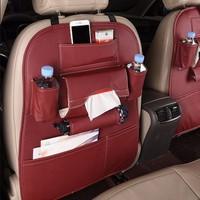 Tấm để đồ ghế sau ô tô chất liệu da cao cấp