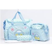 Túi đựng đồ cho mẹ và bé 3in1