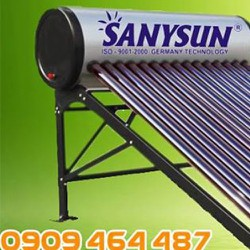 Máy nước nóng năng lượng mặt trời SANYSUN 220 lít