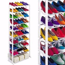 Kệ giày dép 10 tầng Free ship tp hcm