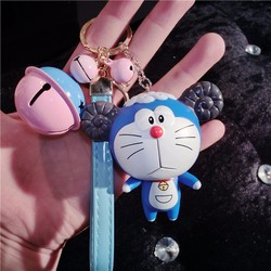 Móc Khóa Mèo Đôremon Dễ Thương K23