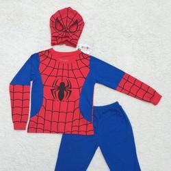 Mua 1 tặng 1:SIÊU NHÂN SPIDERMAN MÙA THU tặng MẶT NẠ nhãn hiệu SAMKIDS