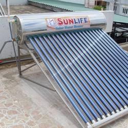 Máy nước nóng năng lượng mặt trời SUNLIFE 220 lít