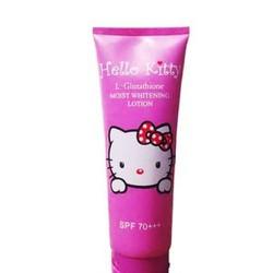 Kem dưỡng da L-Glutathione Lotion Hello Kitty