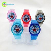 Đồng hồ Trẻ em Doremon dây trong DHA105