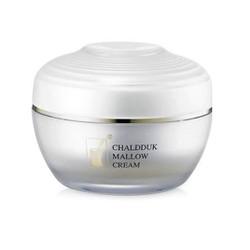 Kem dưỡng phục hồi và tái tạo da hư tổn Chaldduk Mallow Cream