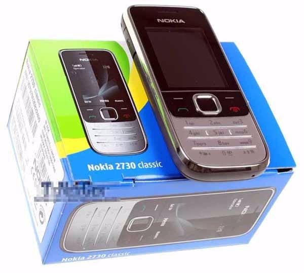 Điện Nokia 2730 Classic 5