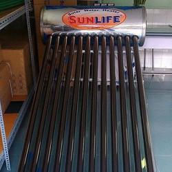 Máy nước nóng năng lượng mặt trời SUNLIFE 180 lít