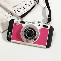 Ốp Lưng Amigo Korea Camera iPhone 6,6s