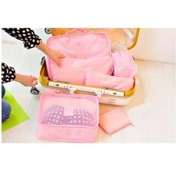 Combo 6 túi đựng đồ du lịch NC370