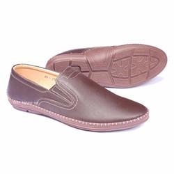 Giày da mềm sành điệu