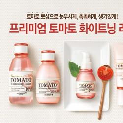 [chính hãng] Bộ dưỡng Cà Chua SKINFOOD Mới Premium Tomato Whitening