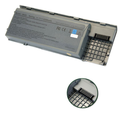 Pin laptop Dell Latitude D620, D630 - 3971427 , 3464161 , 15_3464161 , 300000 , Pin-laptop-Dell-Latitude-D620-D630-15_3464161 , sendo.vn , Pin laptop Dell Latitude D620, D630