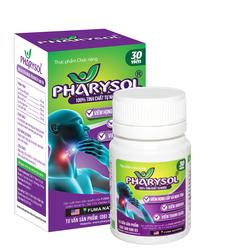 Thảo dược thiên nhiên Pharysol - Điều trị Viêm họng Hiệu Quả