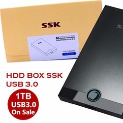 HDD BOX SSK USB 3.0