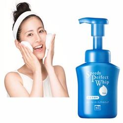 Sữa rửa mặt tạo bọt Shiseido Speedy Perfect Whip 150ml